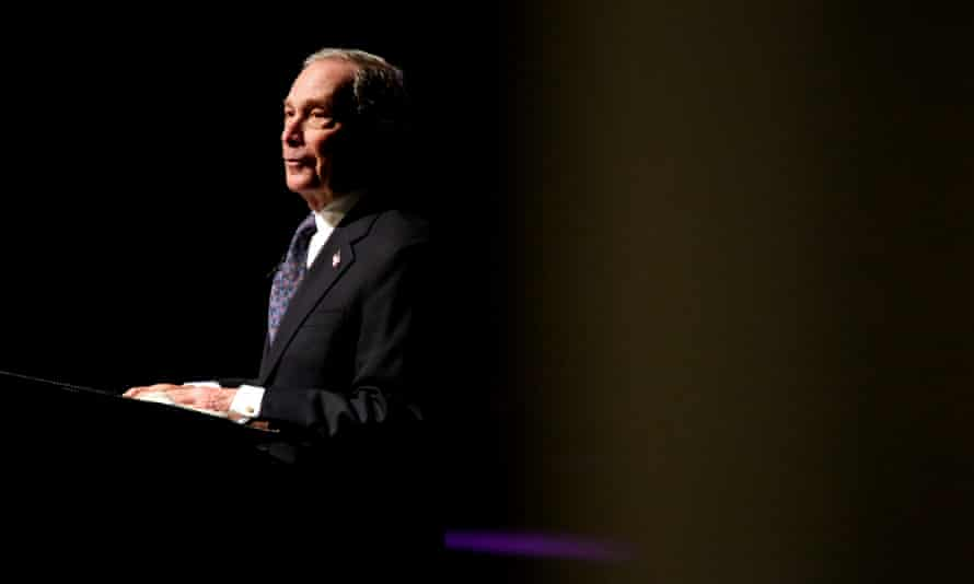 The Bloomberg campaign has reserved more than $30m in television ad time to air the spot.