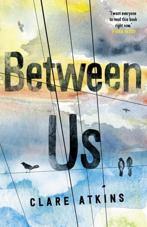 Cover image for Between Us by Clare Atkins