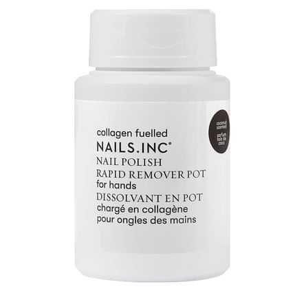 Nails Inc Remover Pot