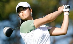 Michelle Wie is an accomplished athlete on and off the course