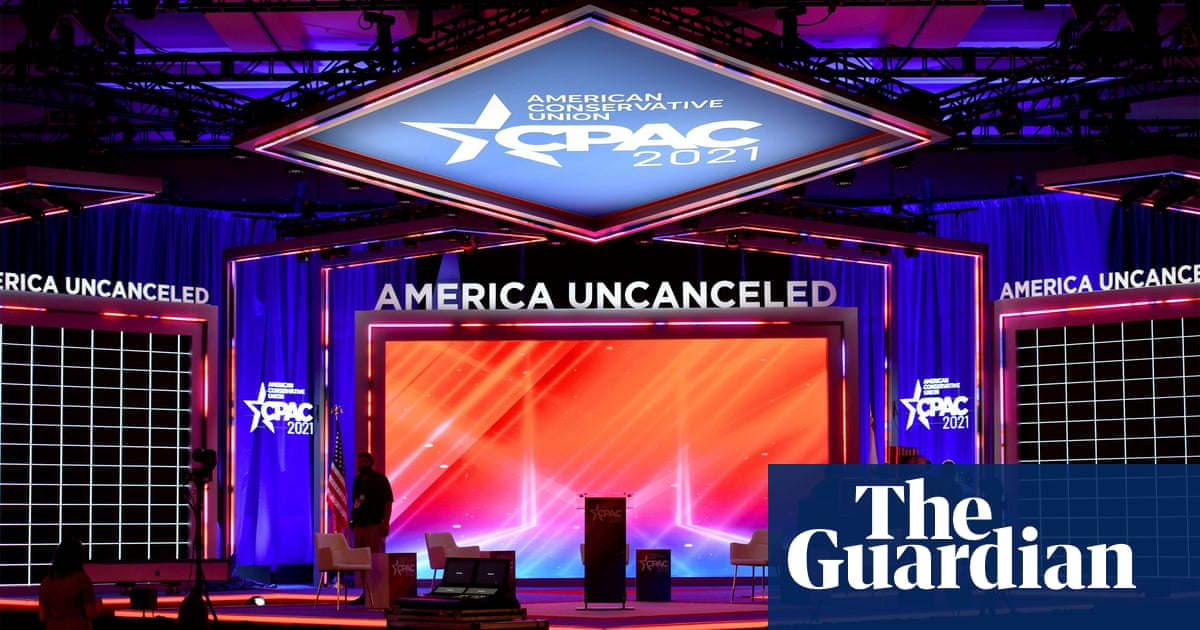 CPAC: Hyatt Hotels says stage design resembling Nazi rune is 'abhorrent' | CPAC thumbnail