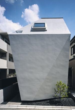 BB House, Yo Yamagata, 2009, Shinjuku-ku, Tokyo Prefecture
