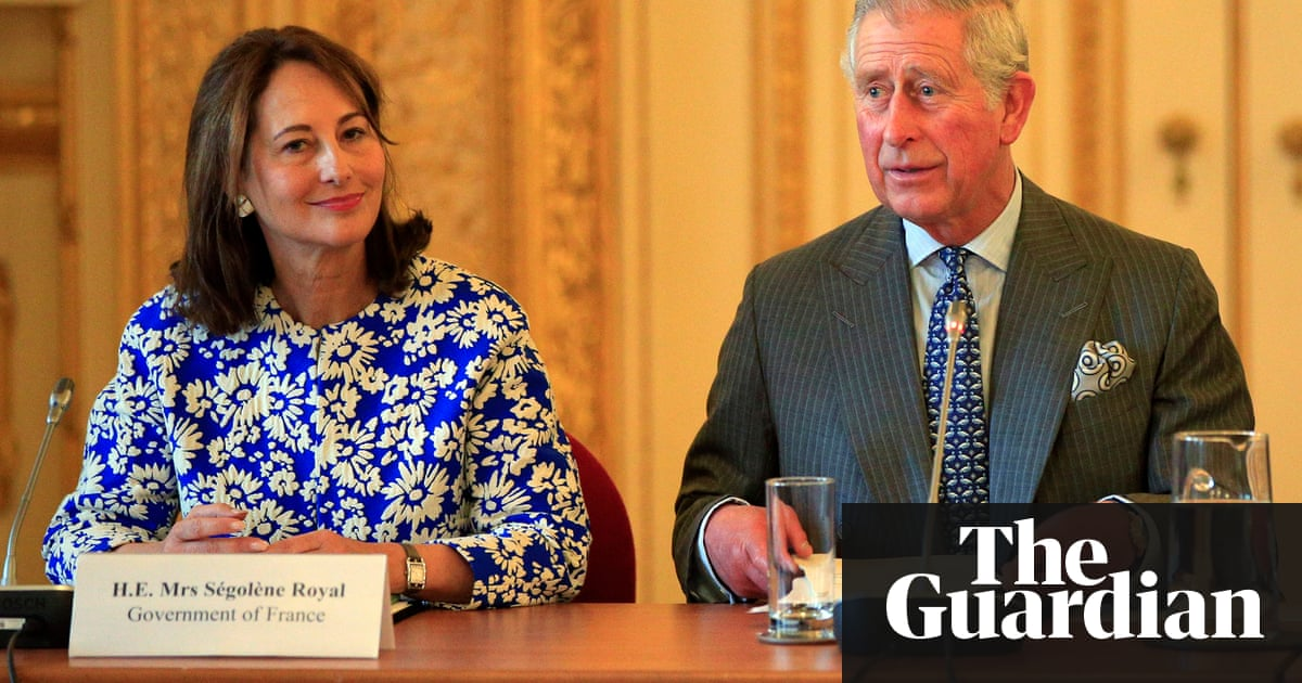 Prince Charles Calls For Focus On Deforestation Ahead Of Paris