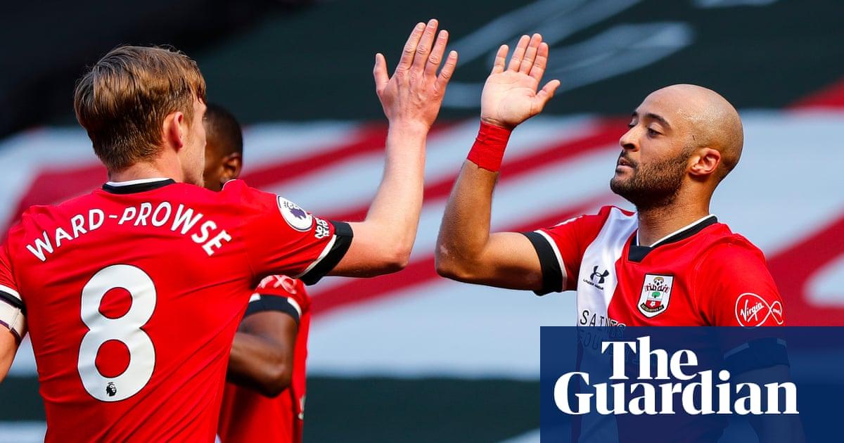 Southampton's Nathan Redmond seals dramatic comeback win over Burnley