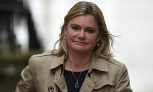 The letter urges Justine Greening to engage with a private member's bill or bring forward her own proposals. Photograph: Stefan Rousseau/PA