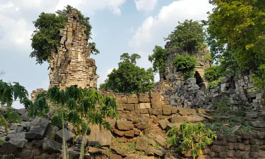 The temple of Banteay Top, Angkor Wat
