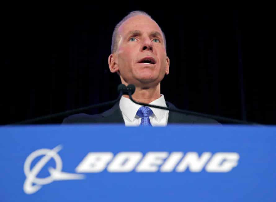 Dennis Muilenberg raked in $30m last year, and could walk away from Boeing with another $60m.