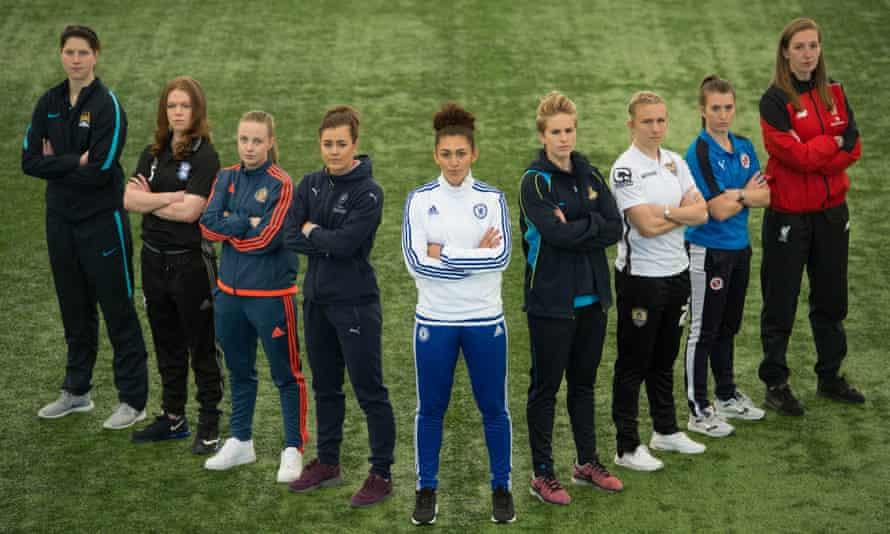 Women's Super League club representatives