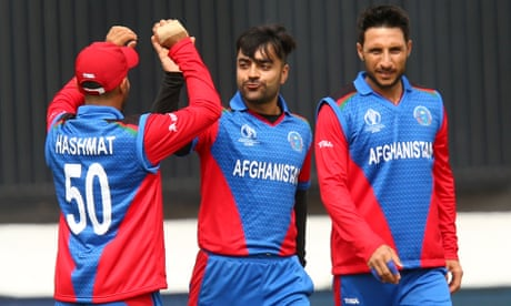 England must balance realism and respect as Afghanistan await