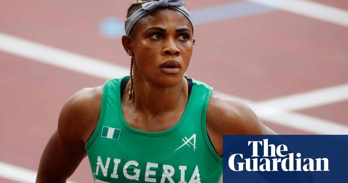 Nigeria's Blessing Okagbare out of women's 100m semis after doping ban
