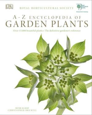A-z Encyclopedia of Garden Plants - book cover
