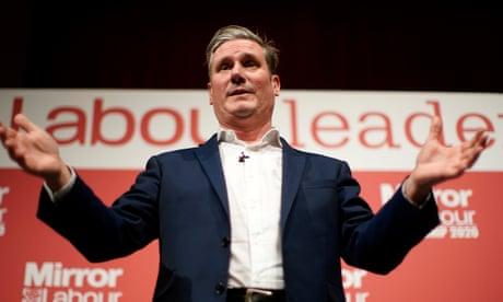 Labour leadership interviews: Sir Keir Starmer – podcast