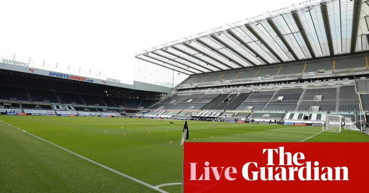 Newcastle v West Ham plus EFL latest: Saturday clockwatch – live!