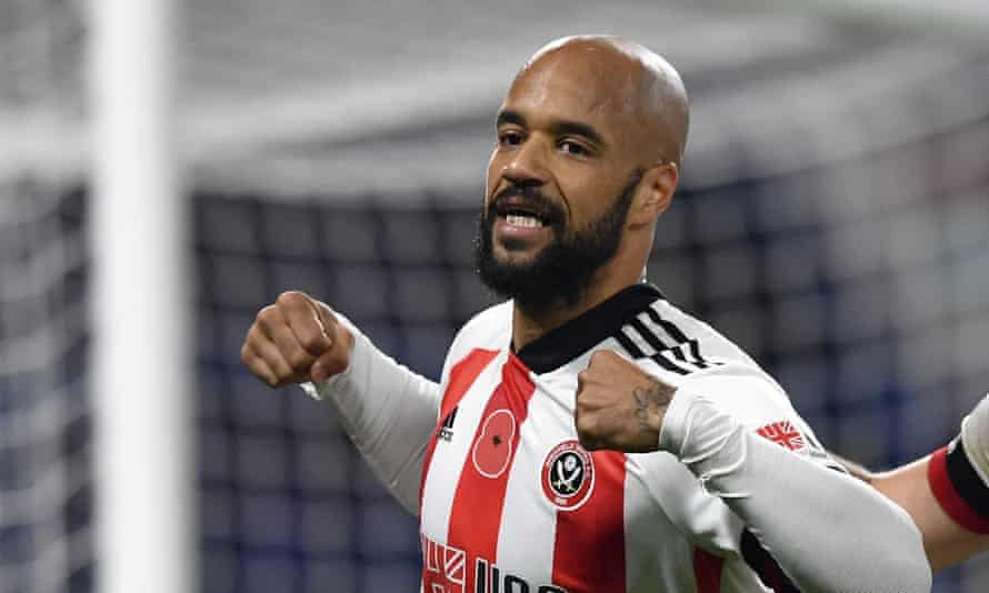 Sheffield United's David McGoldrick has been using the lessons of his own career to try to inspire the other strikers at the club.
