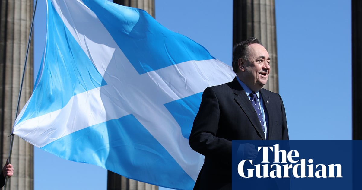 Salmond's talk of 'supermajority' could harm cause of Scottish independence