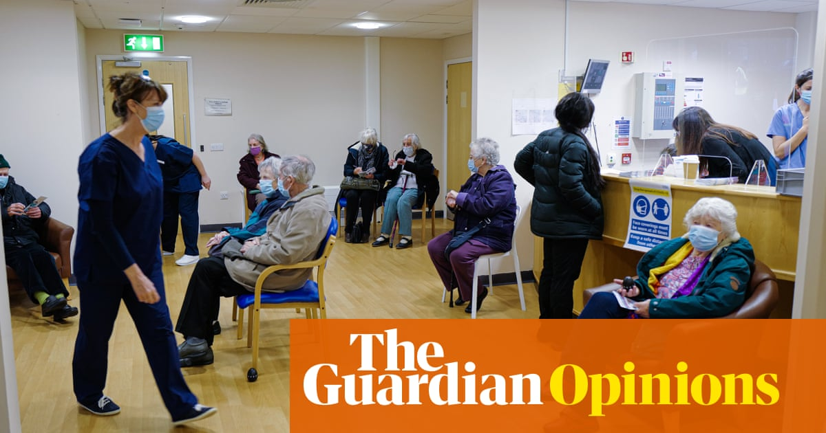 GPs are the overlooked crisis in the health service. If we fail, so does the NHS