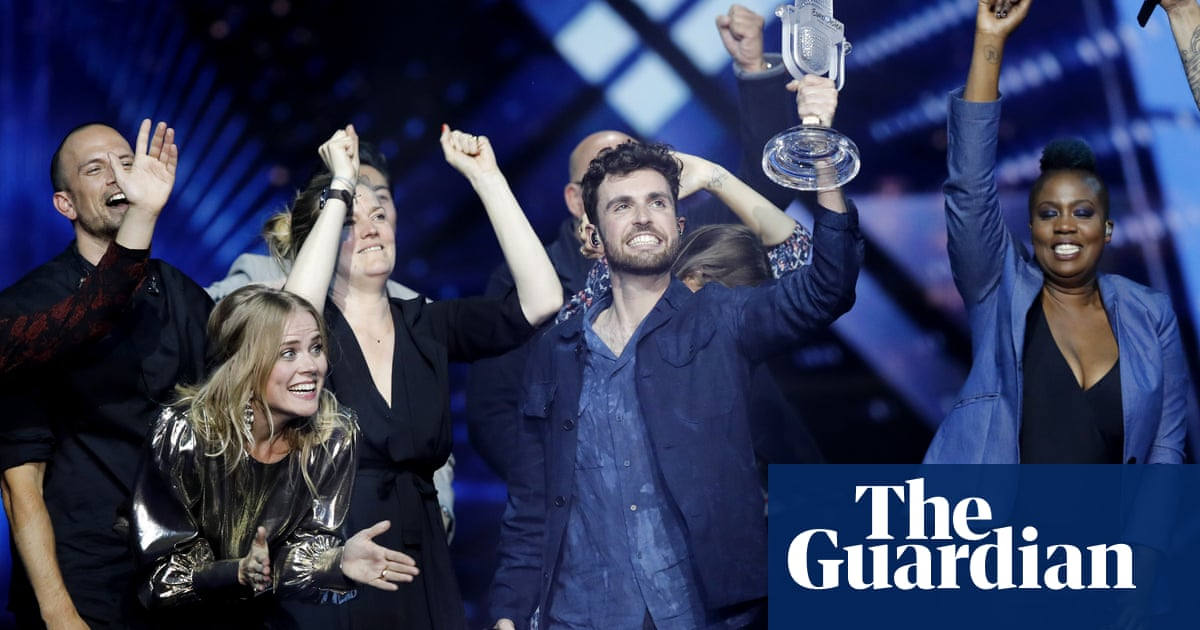 Eurovision signs deal to create US version of song contest