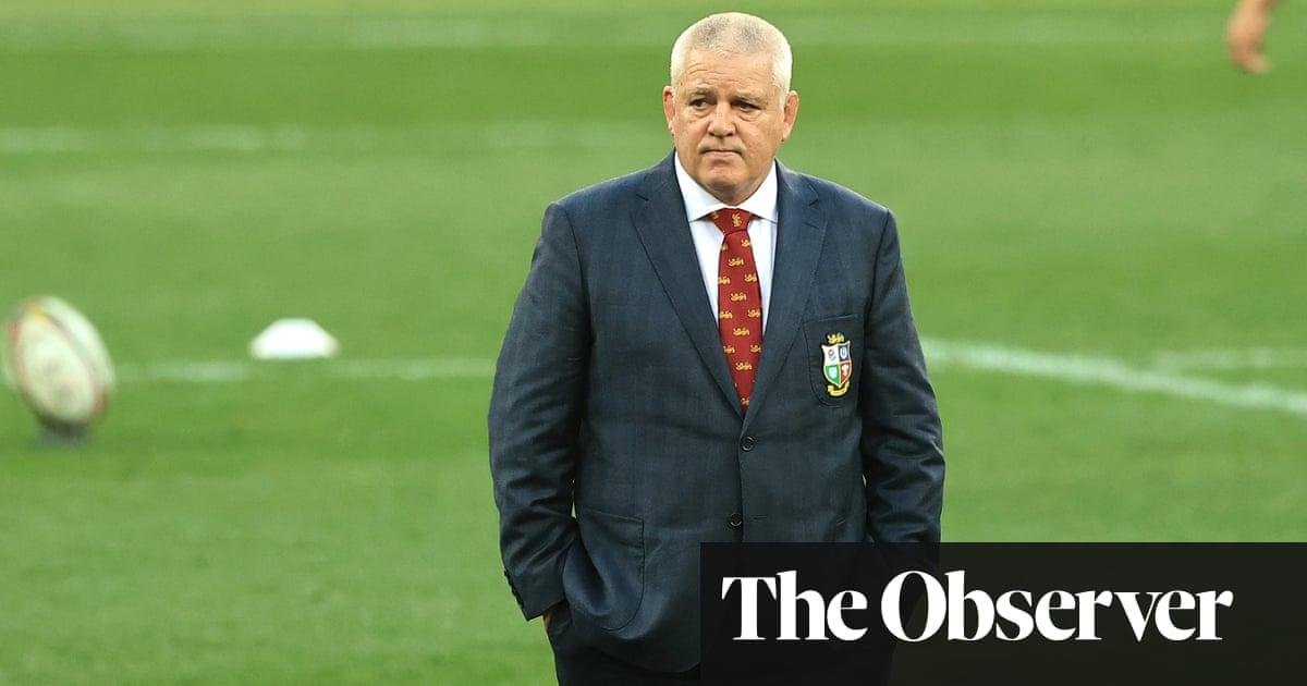 Warren Gatland urges World Rugby to clamp down on Rassie Erasmus's rants
