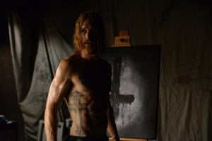 Ethan Embry in director Sean Byrne's The Devil's Candy