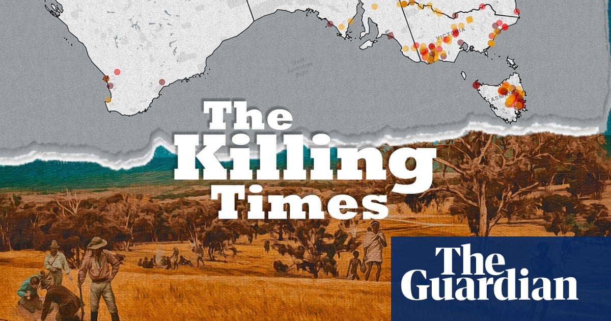 Guardian Australias The Killing Times wins prize in NSW premiers history awards