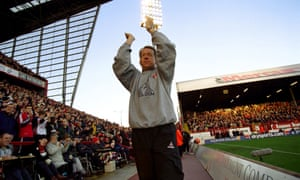 Charlton finished seventh in the Premier League under Alan Curbishley in 2003-04. They are now in League One.