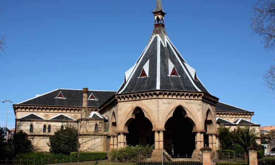 The 20th Biennale of Sydney will take place at Mortuary Station.