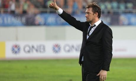 Tony Popovic returns to A-League as Perth Glory coach