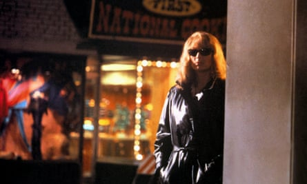 A still from Dressed to Kill