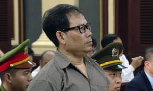 James Nguyen is one of the two Americans sentenced to 14 years' jail in Vietnam.