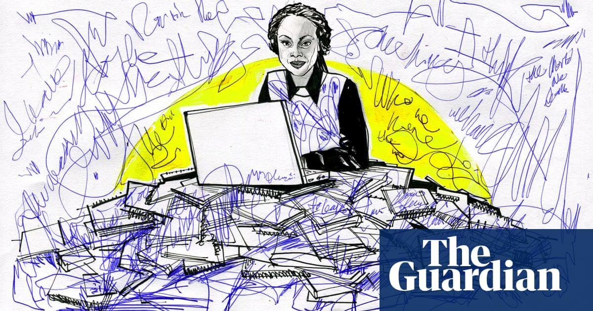 Ayòbámi Adébáyò: 'Writing a sentence can transport me to another world'