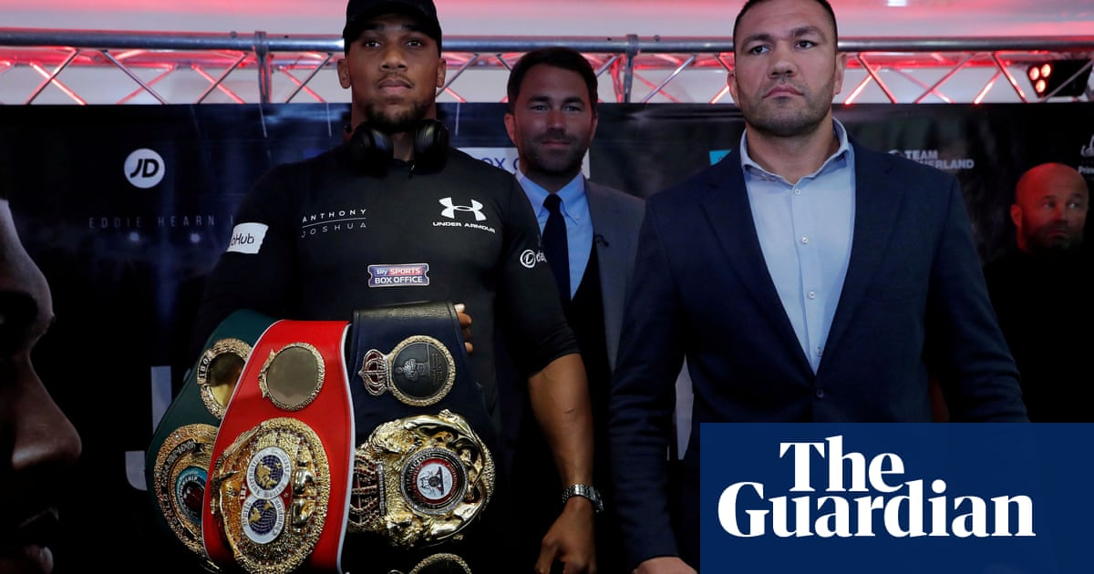 I feel dangerous: Kubrat Pulev says he is a better boxer than Anthony Joshua