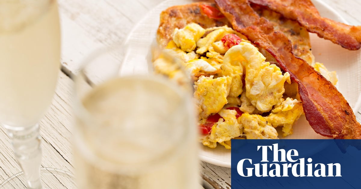 Should you say no to prosecco with your pancakes?   Food   The Guardian