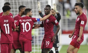 Qatar beat UAE 4-0 to set up Asian Cup 2019 final against