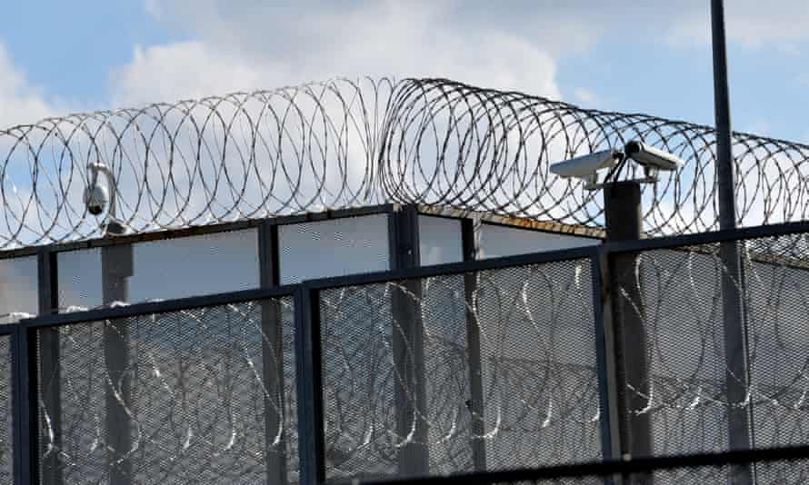 Sydney's Silverwater jail. There has been a 25% increase in Indigenous imprisonment in NSW since 2013.