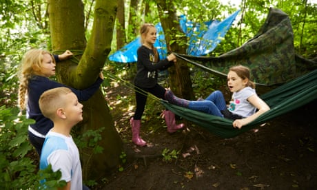 Forest schools: is yours more a marketing gimmick than an outdoors education?
