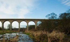 The Newton Cap Viaduct