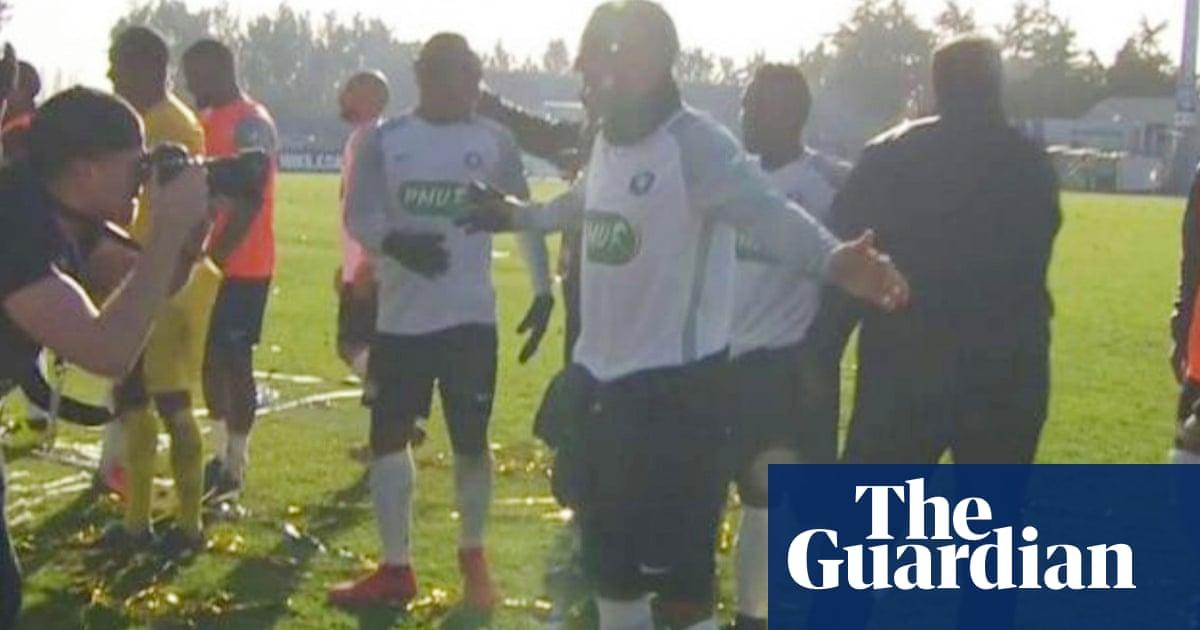 Réunion amateurs earn historic Coupe de France upset after 9,000km trip