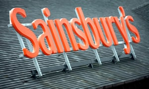Sainsbury's supermarket, Sutton Coldfield.