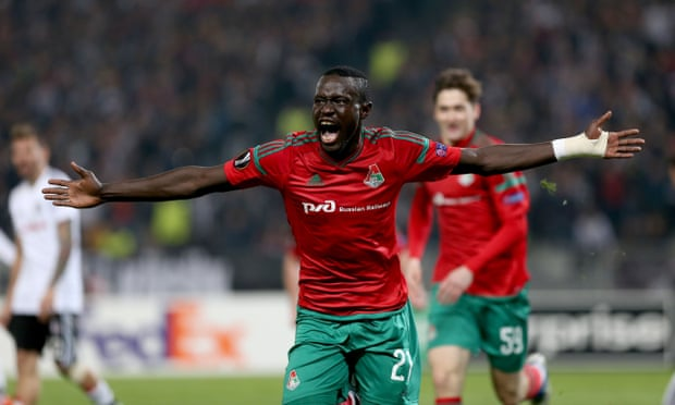 Five tweets explaining Evertons move for Lokomotiv Moscow striker Oumar Niasse