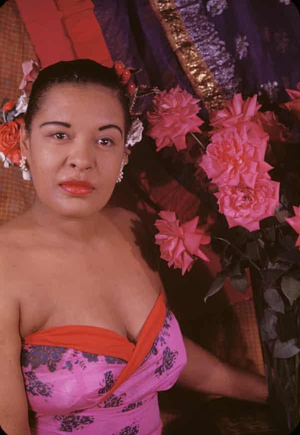 Billie Holiday.