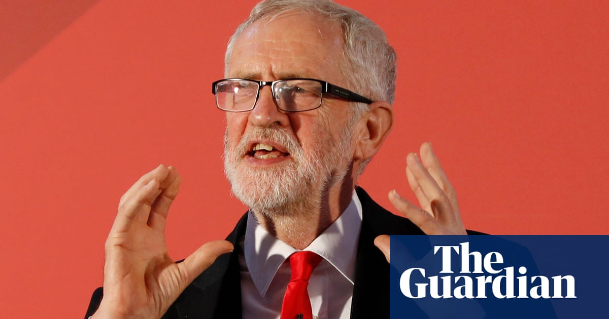 Jeremy Corbyn sets out election pitch and targets another upset