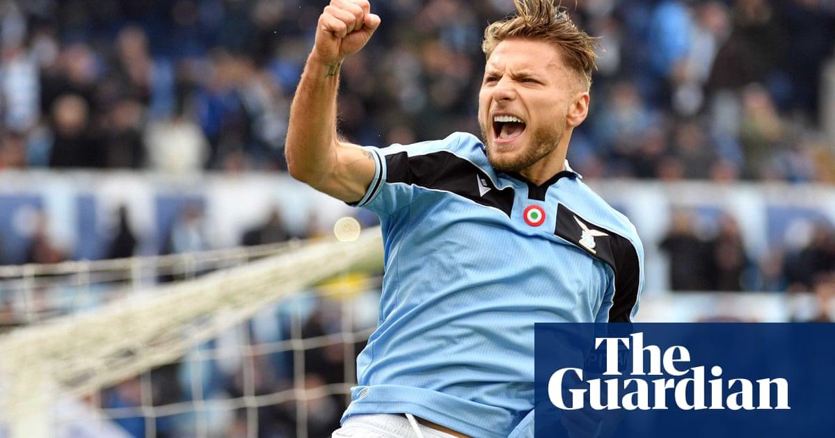 Ciro Immobile makes Sampdoria suffer as Lazio join Serie A title race | Nicky Bandini