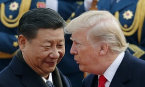 Donald Trump and Xi Jinping are reportedly both keen to resolve the trade dispute.