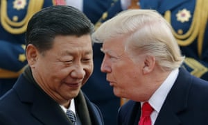 Image result for trump and jinping