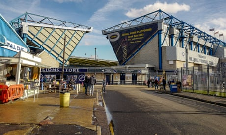 'No one likes us' is a millstone for Millwall and those who do care | Daniel Taylor