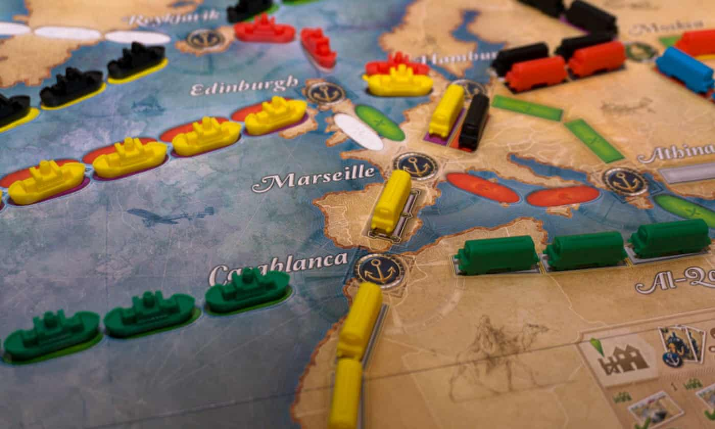 The board hoard: your new monthly board game column