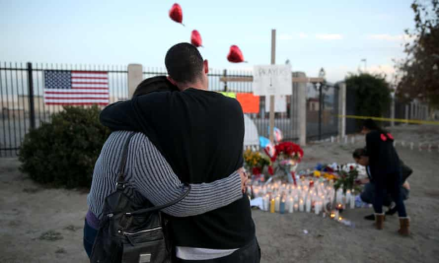 As the San Bernardino community mourns, the answers have not yet come - profilers say it is highly unusual for a new mother to engage in a form of visceral, predatory violence.