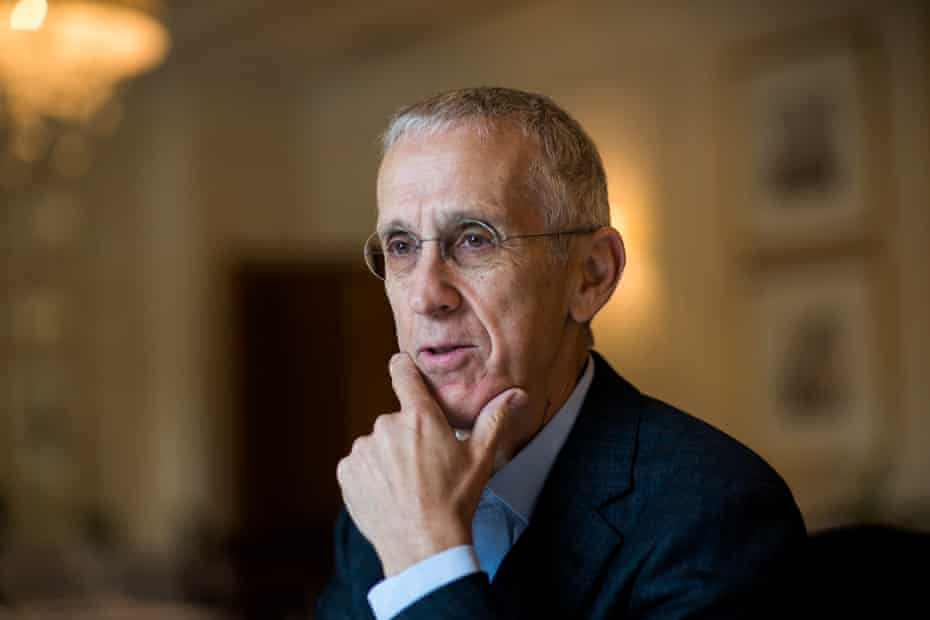 Todd Stern was the US chief negotiator during the Paris climate agreement process in 2015.