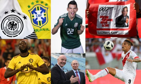 World Cup 2018: Guardian writers give their predictions for the tournament