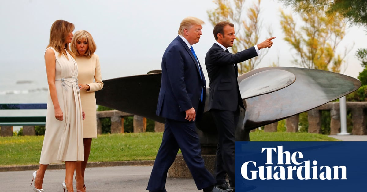 G7: Trump's demands for Russia's readmission cause row in Biarritz